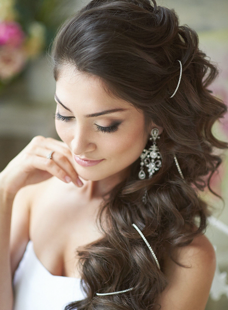 Bridal Hairstyles For Long Hair | 2015 Info Haircuts