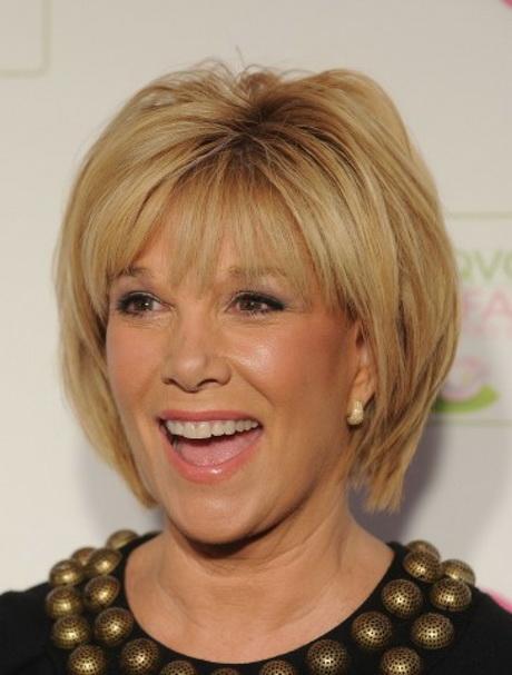 Best short haircut for women over 50