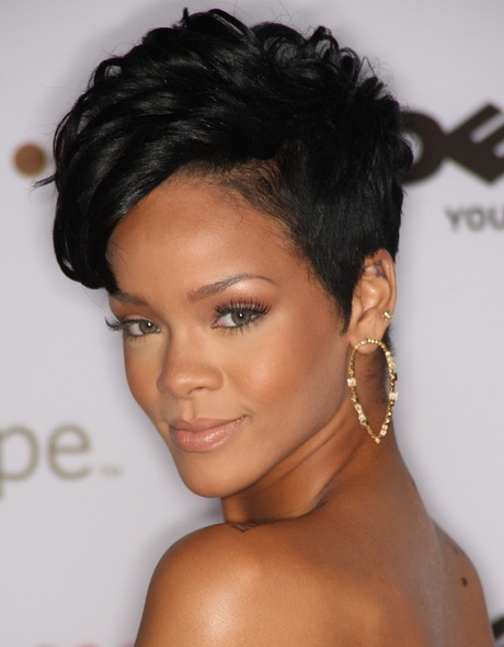 Black Celebrities Hairstyles