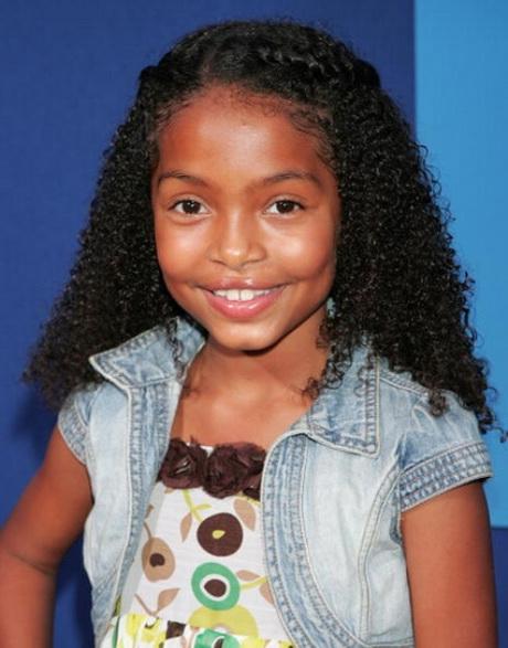 Black children hairstyles for girls