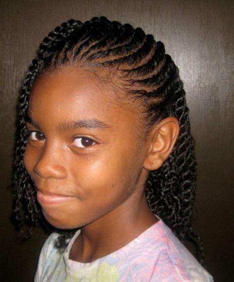 Black children hairstyles pictures