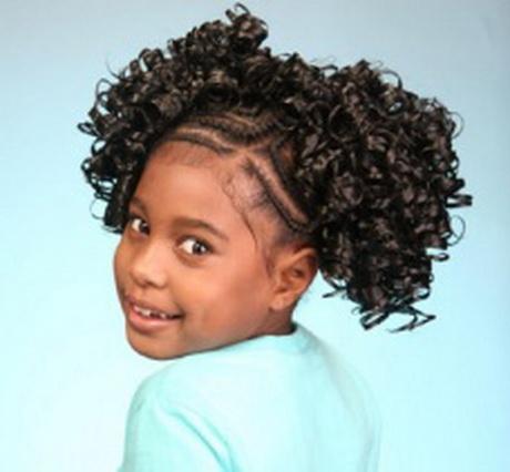 Black children hairstyles