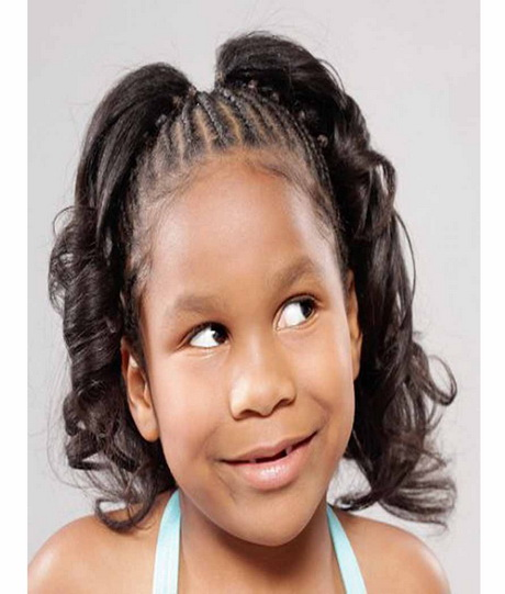 Hairs Kids Styles Girls Hairstyles Nature Idea Braids Mohawks Black New