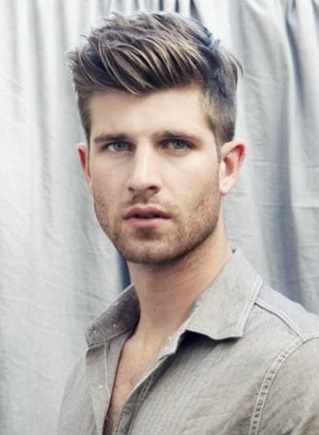 Latest Hairstyles For Men Including Short Haircuts Long Hairstyles .