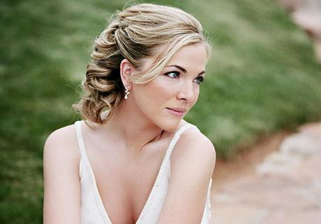Bridesmaids Hairstyles For Short Hair - Bridesmaid hairstyle for short hair