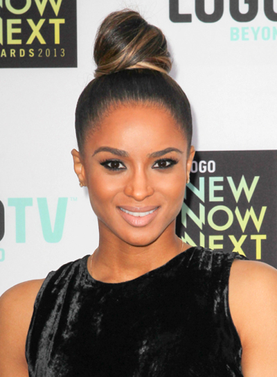 Ciara Bob Hairstyles Like The Fullness Of Hope My Cut Had This Much Volume 25th Birthdate Hair Beautiful Ideas
