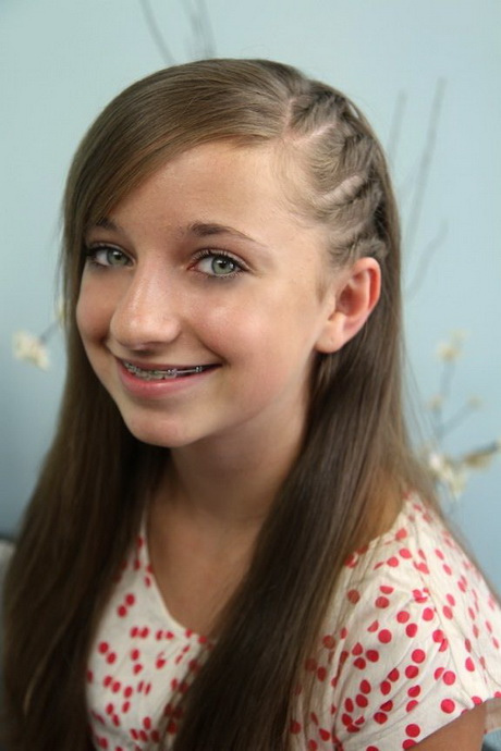 Cute Hairstyles For Short Hair For School - Hairstyle for short hair for school