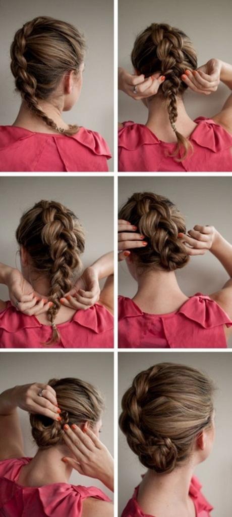 Прическа своими руками на тонкие волосы фото 33