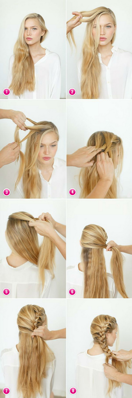 Do it yourself hairstyles long hair there are a lot of different gorgeous braid ideas some of them are pretty easy to do yourself and all you need is just to choose one of the solutioingenieria Choice Image