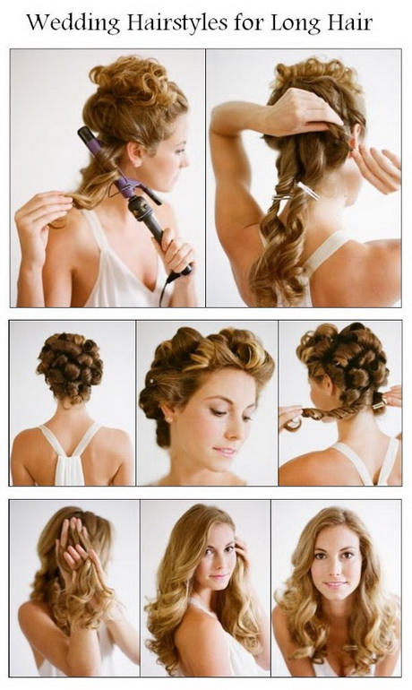 Easy diy hairstyles for long hair easy hairstyle braided hair updo do it yourself updos on pinterest updo easy updo and chignons solutioingenieria Images