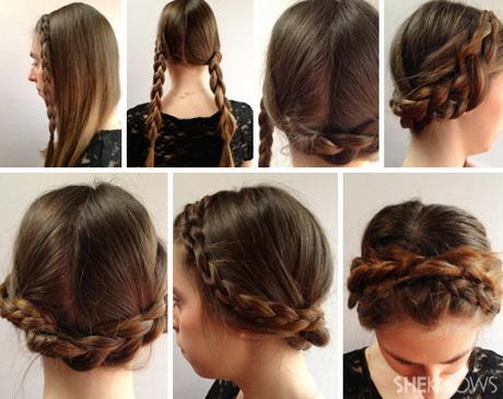 Easy do it yourself hairstyles for long hair diy pretty bun diy diy ideas easy diy diy beauty diy hair diy fashion beauty diy solutioingenieria Choice Image