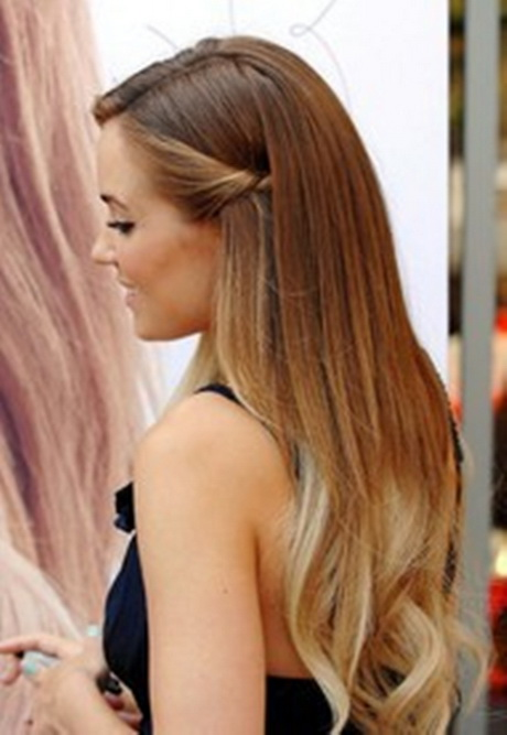 Fast easy hairstyles for long hair