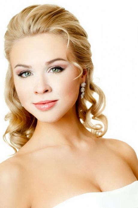 10 Bridal Hairstyles For Medium Length HairHair Ideas Wedding Hair Bridesmaid