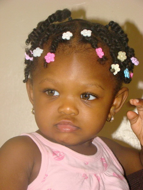 Hairstyles For Little Black Girls With Short Hair - Hairstyle for short hair little girl