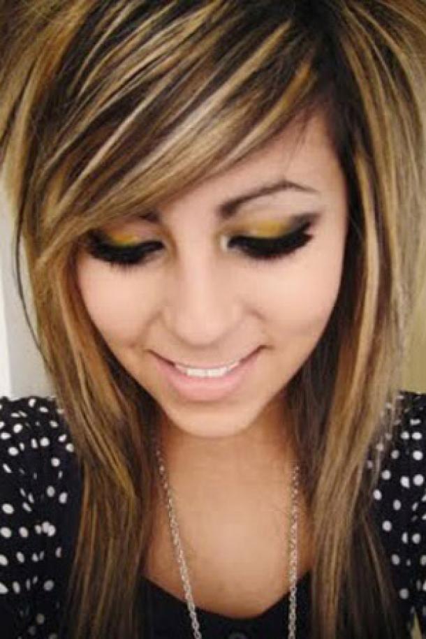 Medium Hair Idea trend hairstyle now