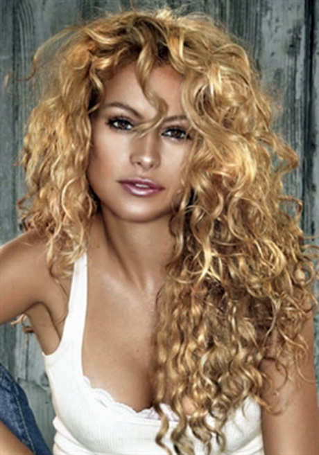 Hairstyles For Really Curly Hair - Styling really curly hair