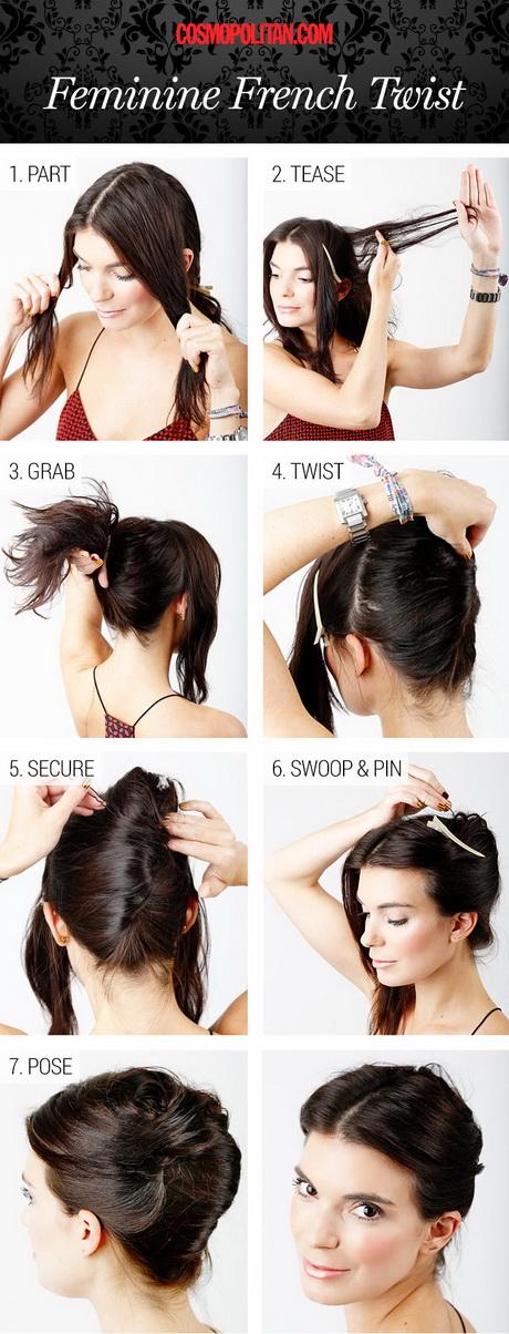 Hairstyles For Short Hair Tutorials