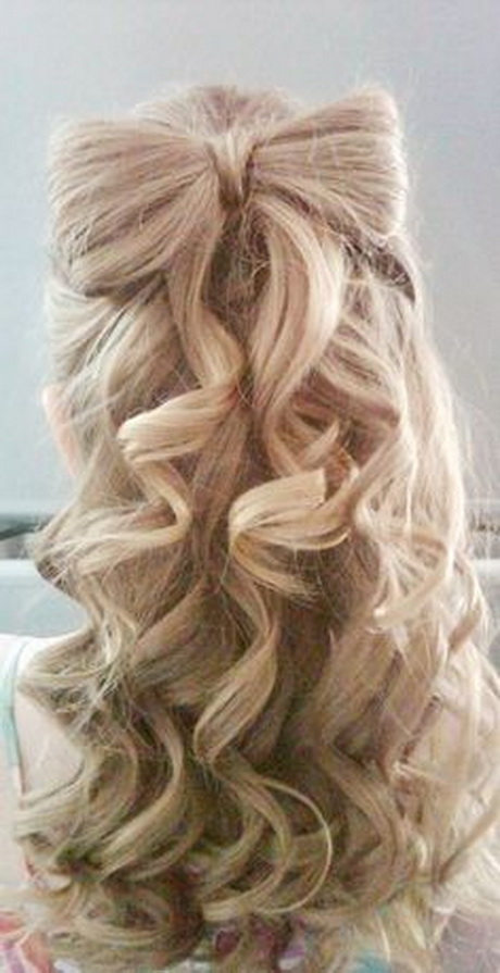 30 Hairstyles For Long Hair Prom Beautiful Curly
