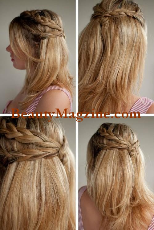 Latest hairstyles latest hairstyles for fashion women in 2013 7 urmus Gallery