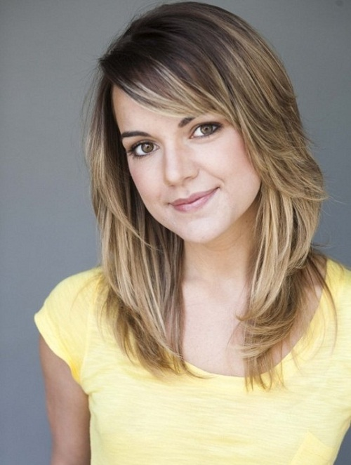 Layered hairstyles 25 beautiful layered haircuts ideas voltagebd Gallery