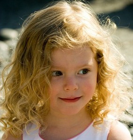 Little girls curly hairstyles