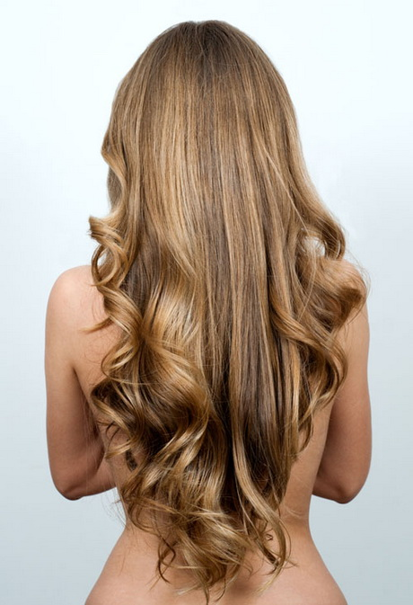 How To Style Long Hair Naturally