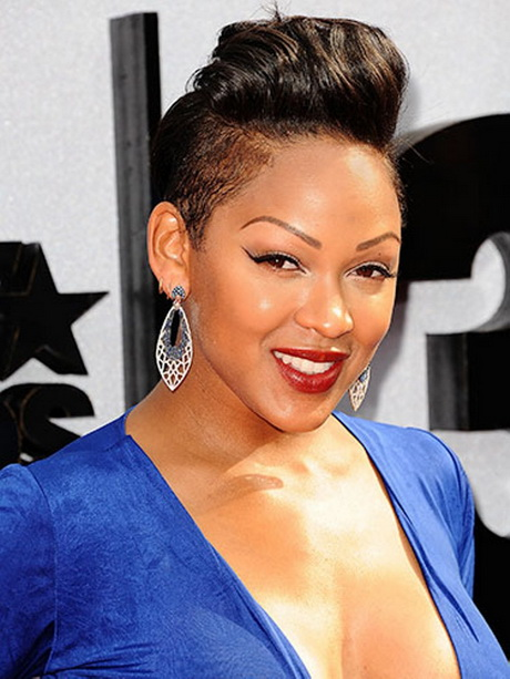 megan good short hair style meagan hairstyles 2288 | meagan good short hairstyles 32 10