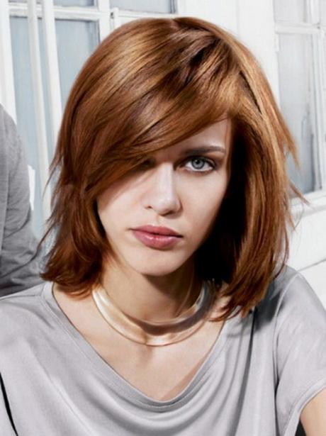 Medium Haircuts Round Face