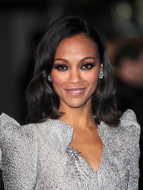 Medium Length Haircuts For Black Women