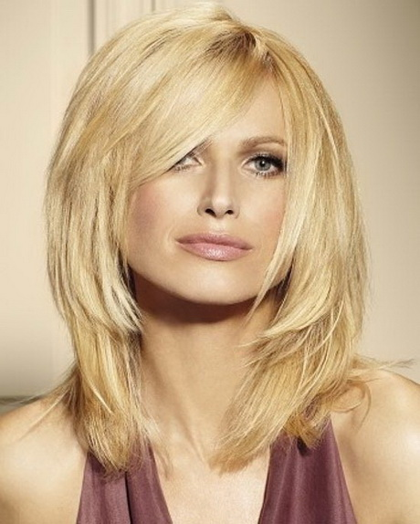 Medium Length Haircuts With Layers