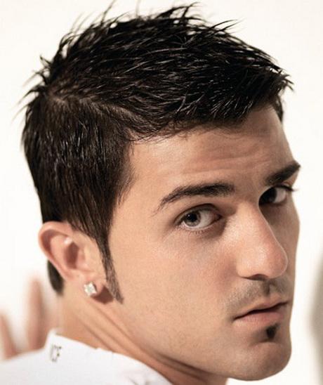 mens hairstyles for short hair