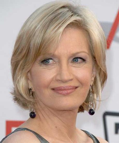 Older women short hairstyles