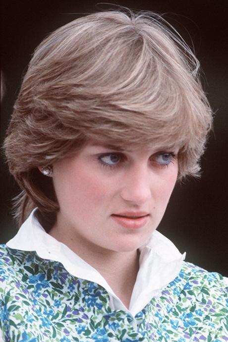Princess Diana Hairstyles