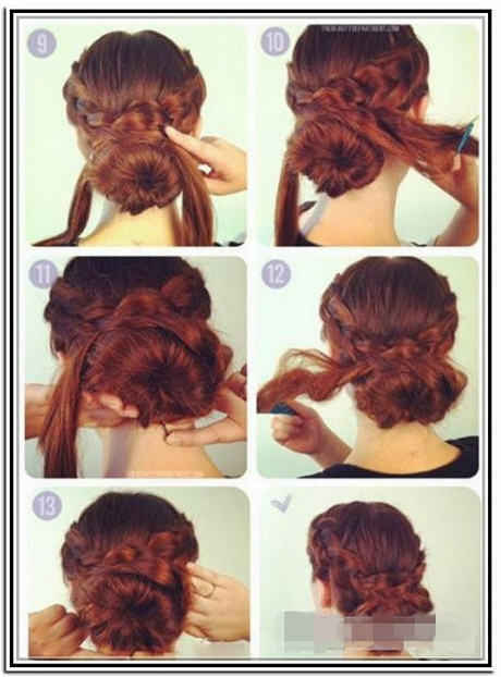 Updo Prom Hairstyles With Step By Step Instructions | 26 ...