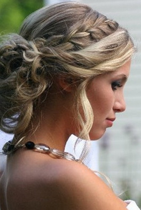 Prom Updo Hairstyle