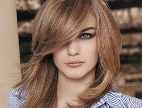Medium Length Hairstyles For Round Faces And Thin Hair - HairStyles