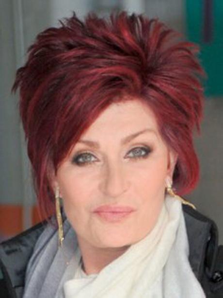 Sharon Osbourne Haircut