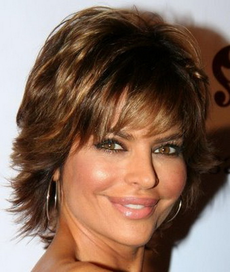 Wondrous Short Feathered Hairstyles Hairstyles For Women Draintrainus