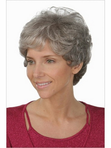 womens gray hair styles grey hairstyles for 5383