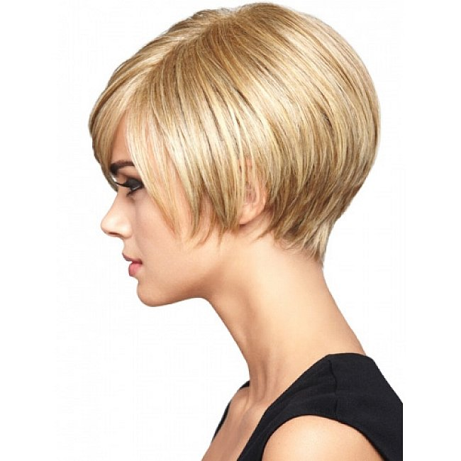 Short haircuts for fine hair