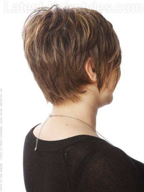 short haircuts front and back view haircuts front and back view 2690 | short haircuts front and back view 83 8