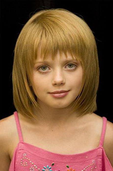 Фото коротких причесок для девочек 9 лет