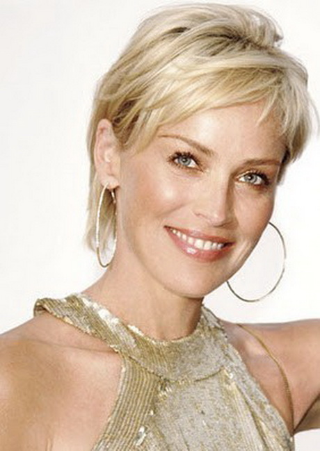 Short Hairstyles Women Over 40