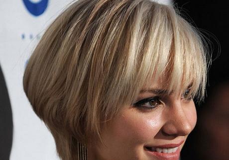 Short layered haircuts for thick hair