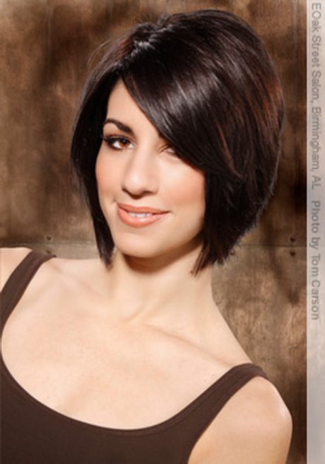 Short Sleek Hairstyles For Women