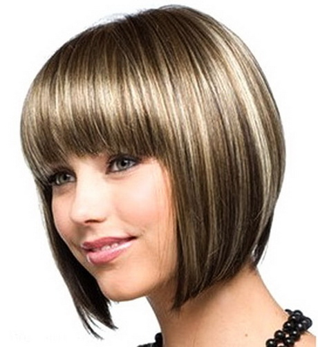 Straight Short Haircuts For Women