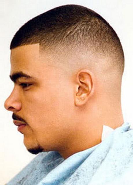 A Fade Haircut Image.