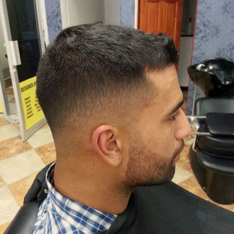4  Afro Taper Fade