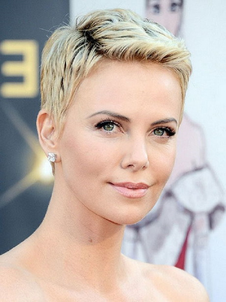 Very Short Haircuts Women