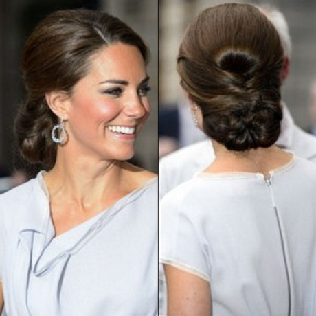 Kate Middleton Wedding Guest Hairstyles